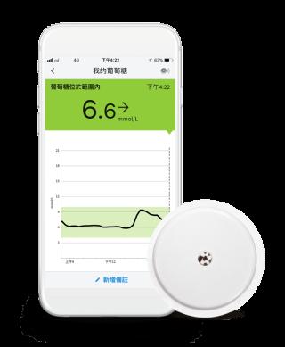 Phone with Sensor