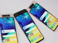 New Infinity Display 加持 Samsung Galaxy A80 曼谷现场动手玩