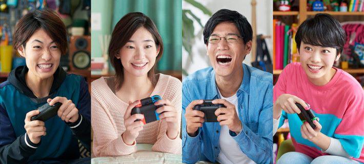 Nintendo Switch Online 服務最重要是提供互聯網通信對戰功能