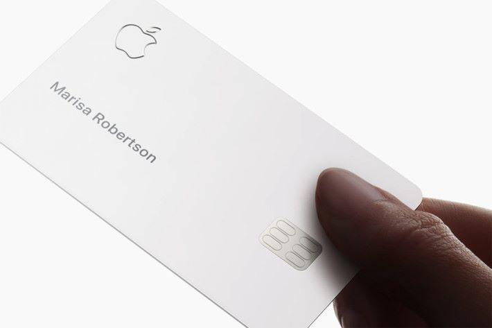 惟獨 Apple Card 是採用 Master Card 標準,暫時未能支援 PayPass 快速感應支付功能