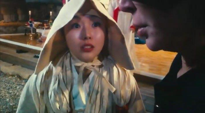 韓國導演朴贊郁在 2011 以 iPhone 4 拍攝得獎電影《波瀾萬丈》