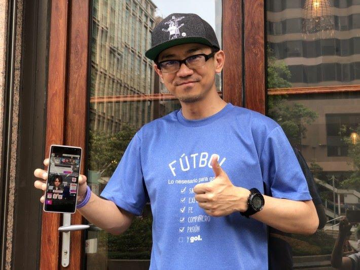 為了答謝《新創》玩家的支持,製作人 宮﨑伸周 專誠帶來「保證5星」發掘券作為感謝禮。