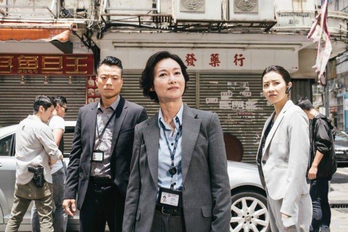 現正播映的 TVB 劇集亦會在 Netflix 上架 (圖為電視劇照)