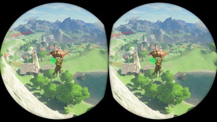 講究操作和策略的 薩爾達傳說,真的適合用 VR 來玩 ?