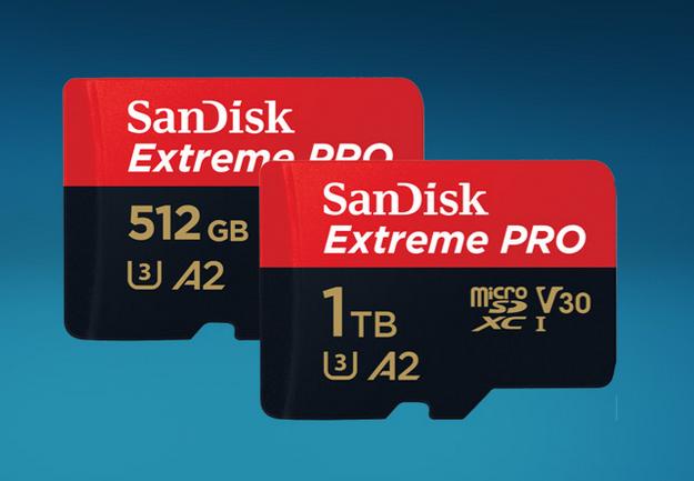 Extreme Pro 系列讀取速度為 170MB/s