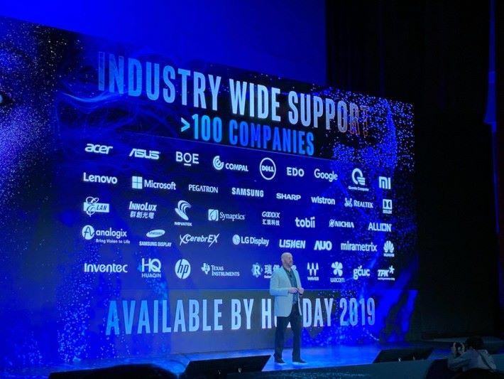 超過 100 間企業支持 Project Athena 計劃