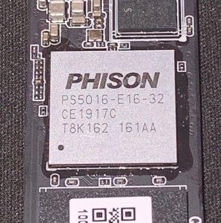 Phison PS5016-E16 主控晶片