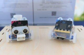 MagiCube 為學生研發的 STEM 網上教學平台Una,嵌入微軟 MakeCode 來驅動 micro:bit,運用合作編程及虛擬課室等功能, 推動師生協作學習。