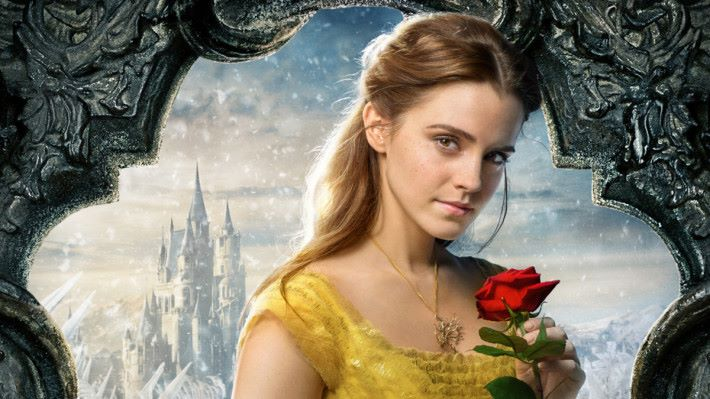 《美女與野獸》 不是 Emma Watson 主演
