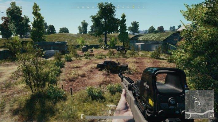 用來玩《食雞》也可以分辨到子彈的方向。
