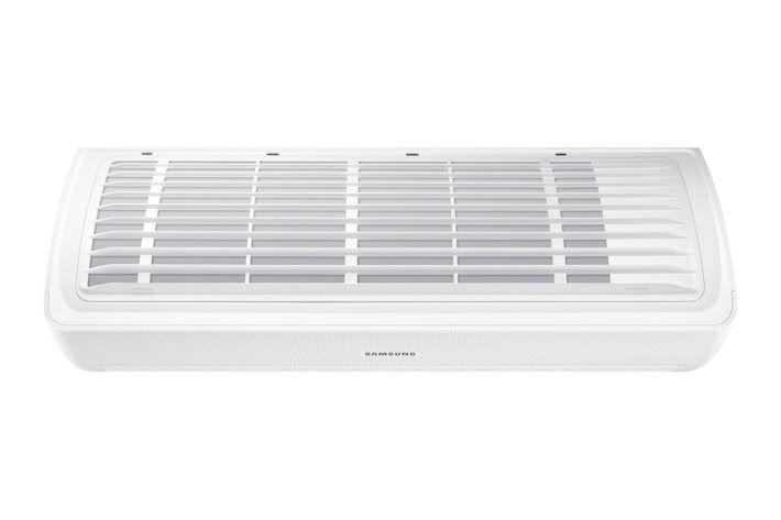 外層頂部加入了可過濾 PM 2.5 的高效濾網,令送出冷風更為潔淨。
