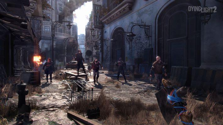 是重建抑或毀滅城市一切盡用玩家手中。