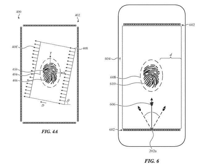 Apple 專利的聲學指紋辨識技術能讓全個屏幕也可以成為指紋辨識器