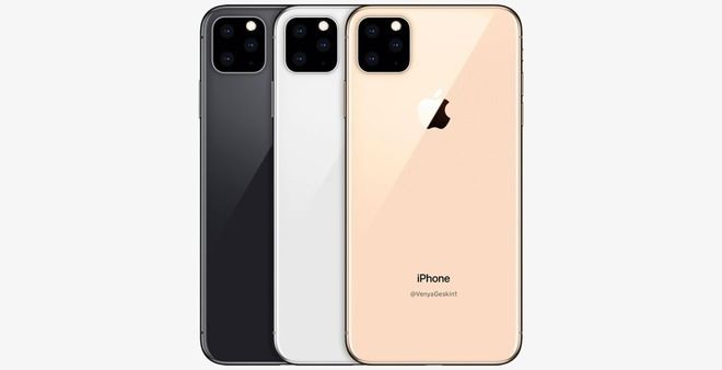 2019 年的 iPhone 會採用 3 鏡頭設計