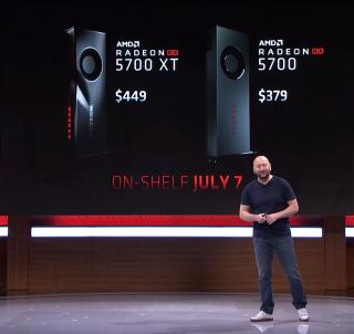 即場公佈 Radeon RX 5700 XT 及 Radeon RX 5700 的售價