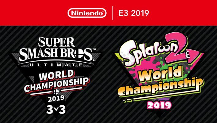 除了 Nintendo Direct 之外,亦會有《 Splatoon 2 》及《大亂鬥》的世界賽。