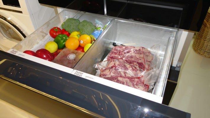 鮮肉和蔬果終於能「共處一室」