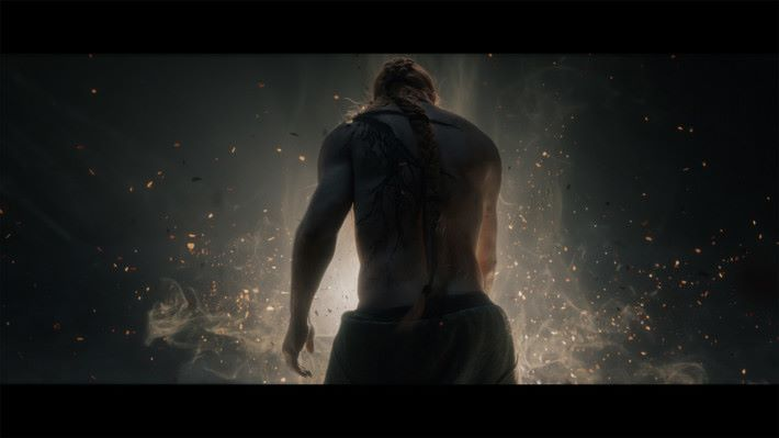 遊戲的第一印象令人容易想到《 Dark Soul 》。