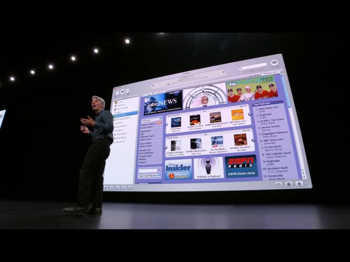 .第二代加入iTunes Store 可以在網上買歌。之後再加入 Podcast 和 Movies 購買功能。