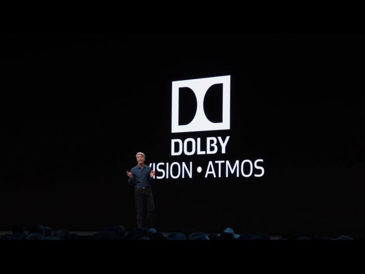 .最重要是支援 Dolby Vison和 Dolby Atmos,但只限制於新機款才可以用到。