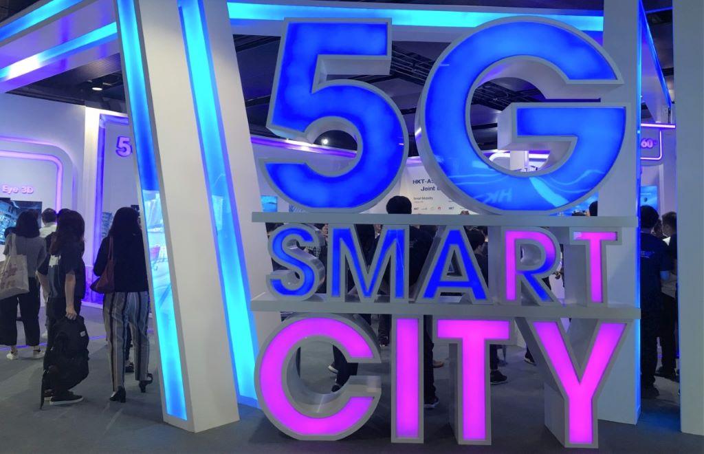 83% 受訪僱員認為 5G 網絡將會為工作帶來正面影響。