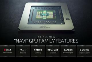 AMD 總結 Navi 核心擁有 6 項新功能