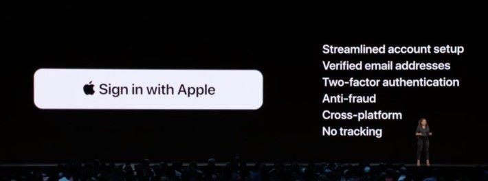 純粹只保護用戶私隱的話難以說服開發商使用「 Sign in with Apple 」, Apple 也為開發商提供一些獨特功能來吸引開發商使用。