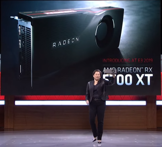 正式公佈首款 Navi 顯示卡型號 Radeon RX 5700 XT