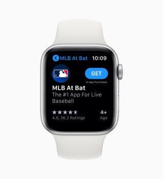 可以直接在 Apple Watch 下載應用。