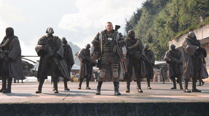 轉戰新戰場,不過對手將會是已叛變的魅影小隊成員。