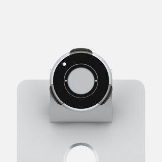 容易裝拆的磁力扣也是獨特之處