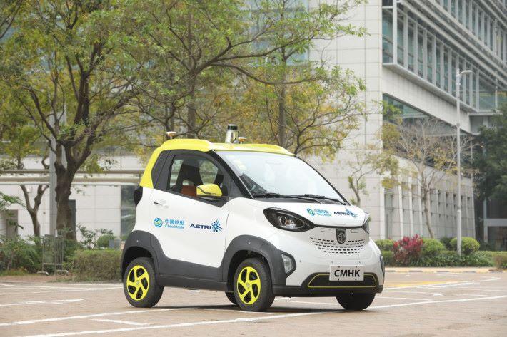 中國移動香港更與香港應用科技研究院宣布簽訂策略合作協議,計劃合作研發 5G 技術,如智能駕駛。