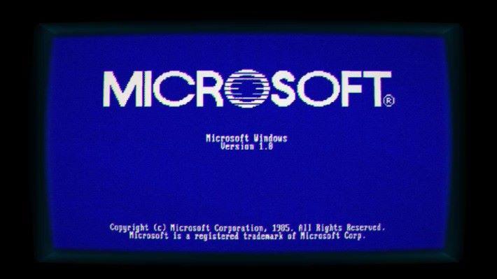 有多少人用過 Windows 1.0 ?