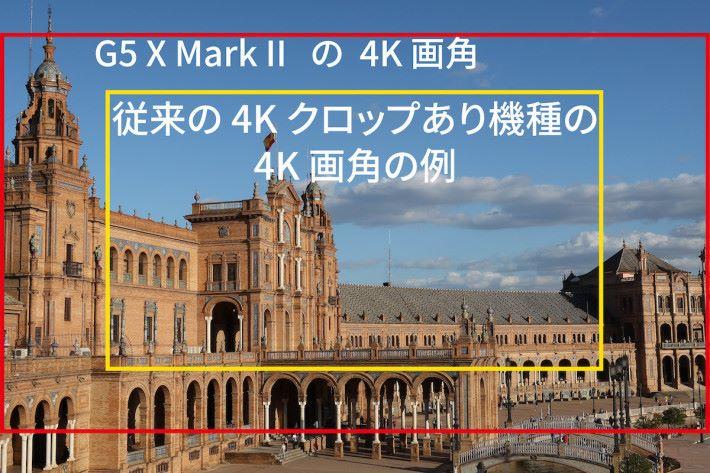 Canon 的 DC 拍 4K 首次不用裁來拍攝 4K 影片