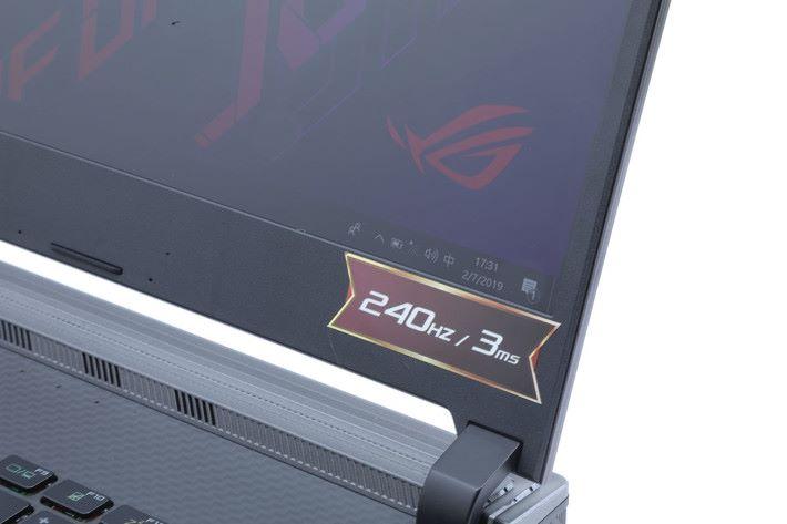 新作可選配 240Hz、3ms 屏幕,為專業電競用家提供更快更清晰的動態畫面。