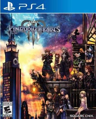Kingdom Heart III (日文版)