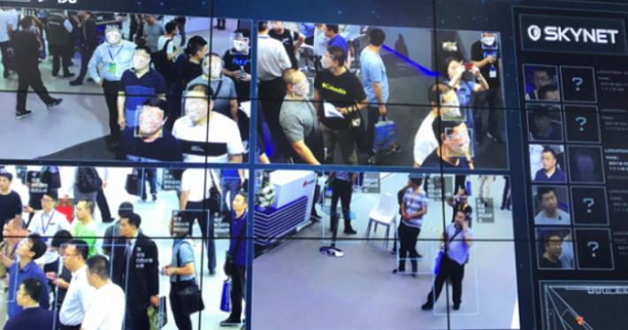 2018 年北京公安局已經利用面部識別,成功逮捕 1,800 多人