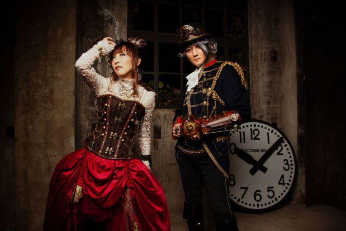 日本人氣動漫音樂組合 Angela