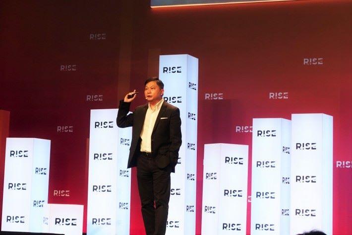 盧家培表示,在數碼創新上不會向初創企業投資,而是以共創方式合作。