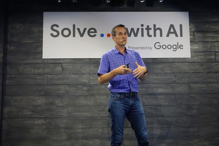 Google Jeff Dean