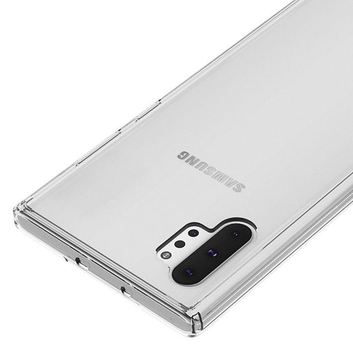 高規格版本 Galaxy Note 10 除了三主鏡頭外,更會搭載 ToF 鏡頭。