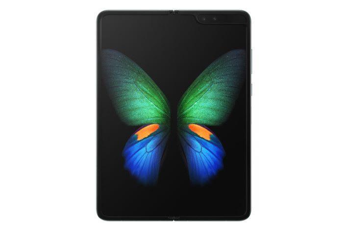 經改良的 Samsung Galaxy Fold 摺屏手機