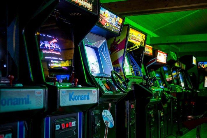 現場將會設有不少懷舊街機遊戲供玩家遊玩。