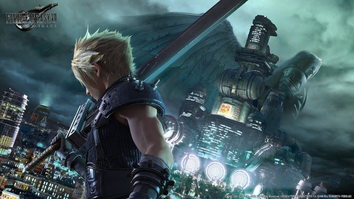 《 Final Fantasy VII Remake 》中文版