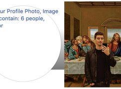 Facebook 图像问题显露图像辨识标签