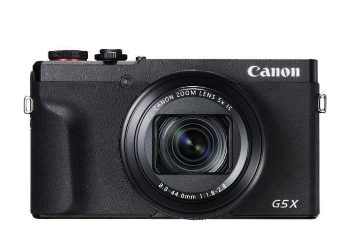 Canon PowerShot G5 X Mark II 採用 Canon 首款 1 吋堆疊型 CMOS