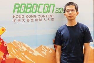 張霑利曾是「全港大專生機械人大賽」的參賽者,從比賽得到的經驗讓公司大幅節省除錯的時間和金錢,對成立燧氏科技有直接幫助。