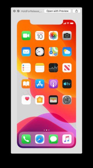 iOS 13 beta 7 (來源:iHelpBR.com )