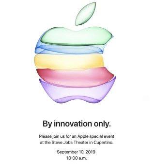 今年發表會以「 By innovation only 」為主題