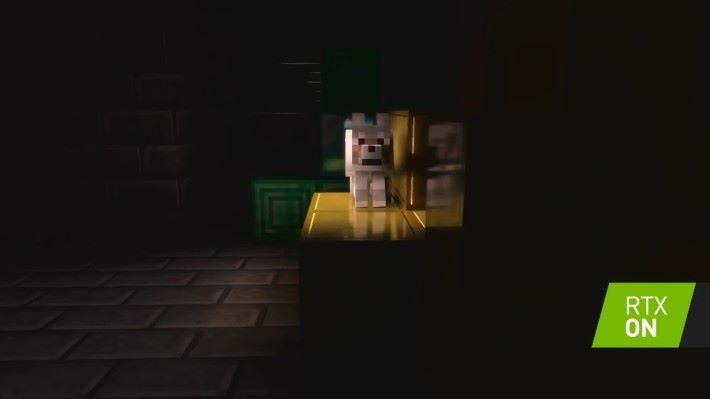 金磚可以反射上物的動物!